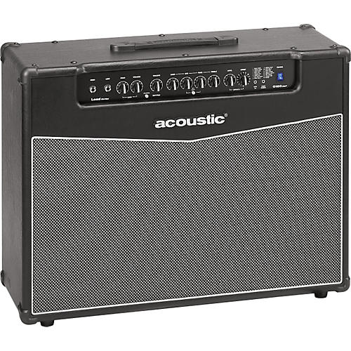 Open Box Acoustic Lead Guitar Series G120 DSP 120W Guitar Combo Amp