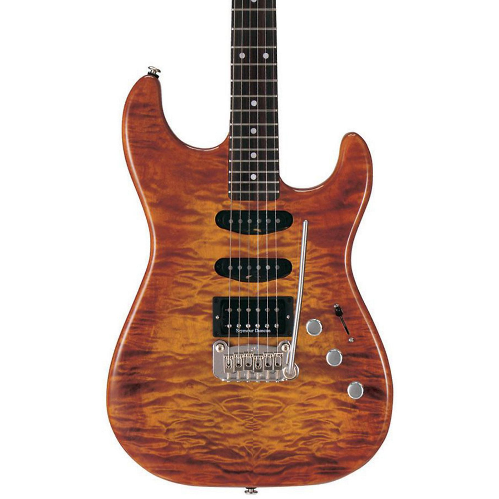 Open Box G&L Legacy Deluxe Electric Guitar