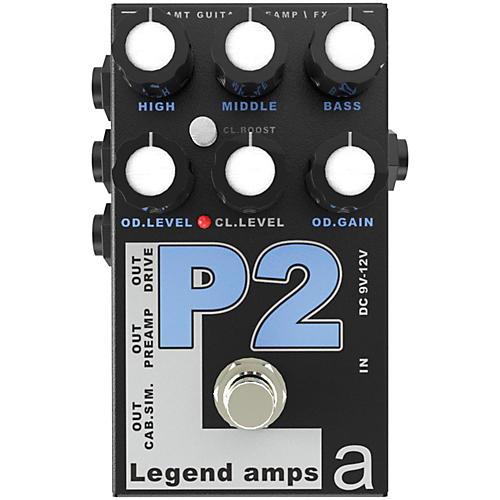 Open Box AMT Electronics Legend Amp Series II P2
