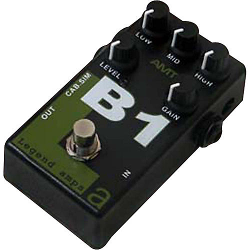 Open Box AMT Electronics Legend Amps Series B1 Distortion Guitar Effects Pedal