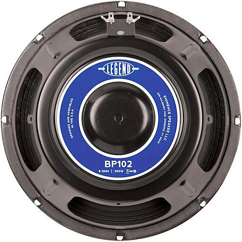 Open Box Eminence Legend BP102 10 Inch 200W Bass Speaker
