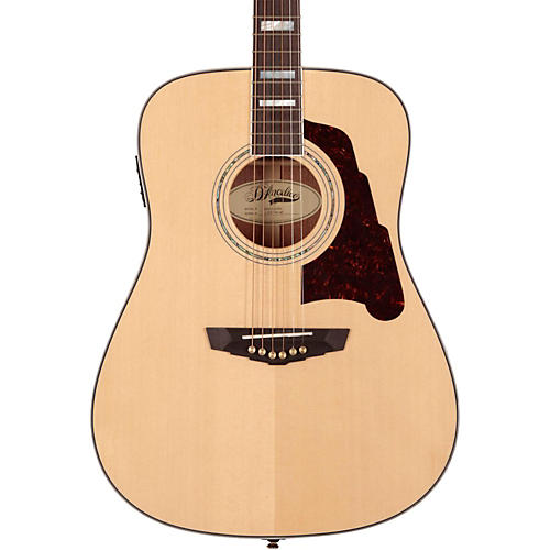 Open Box D'Angelico Lexington Dreadnought Acoustic-Electric Guitar
