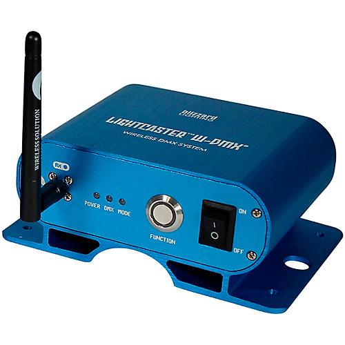 Open Box Blizzard Lightcaster W-DMX Receiver 2.4GHz Wireless DMX with FHSS