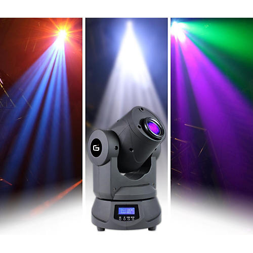 Open Box Blizzard Lil G Moving Head DMX LED Beam Light