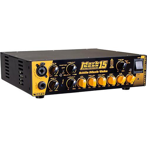 Open Box Markbass Little Mark Tube Anniversary 15 500W Bass Amp Head