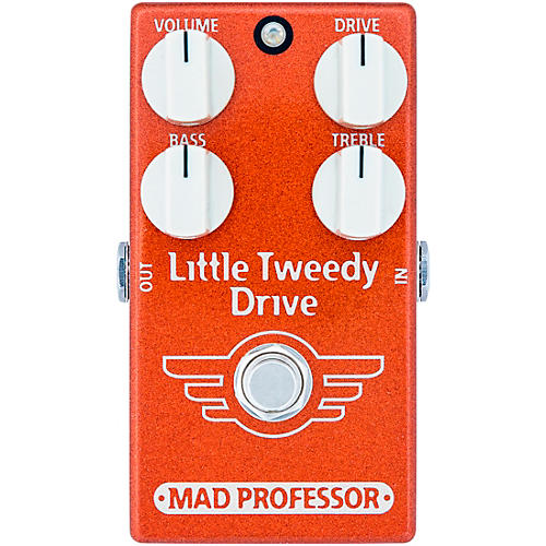 Open Box Mad Professor Little Tweedy Drive Overdrive Effects Pedal