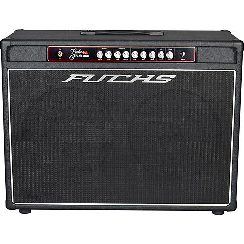 Open Box Fuchs Lucky 7 7W 2x12 Tube Guitar Combo Amp
