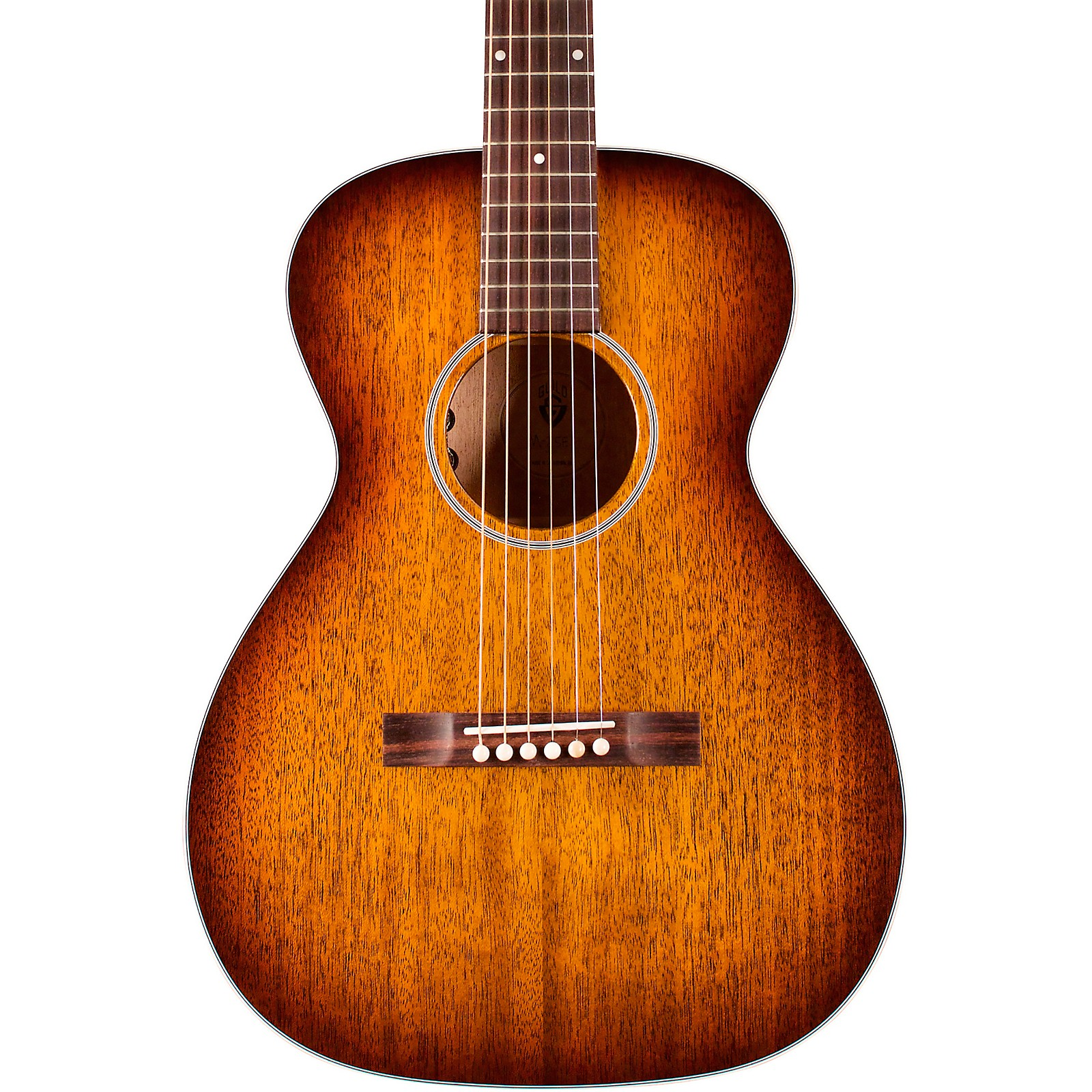 Open Box Guild M-25E Concert Acoustic-Electric Guitar