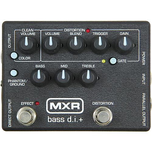 Open Box MXR M-80 Bass Direct Box with Distortion