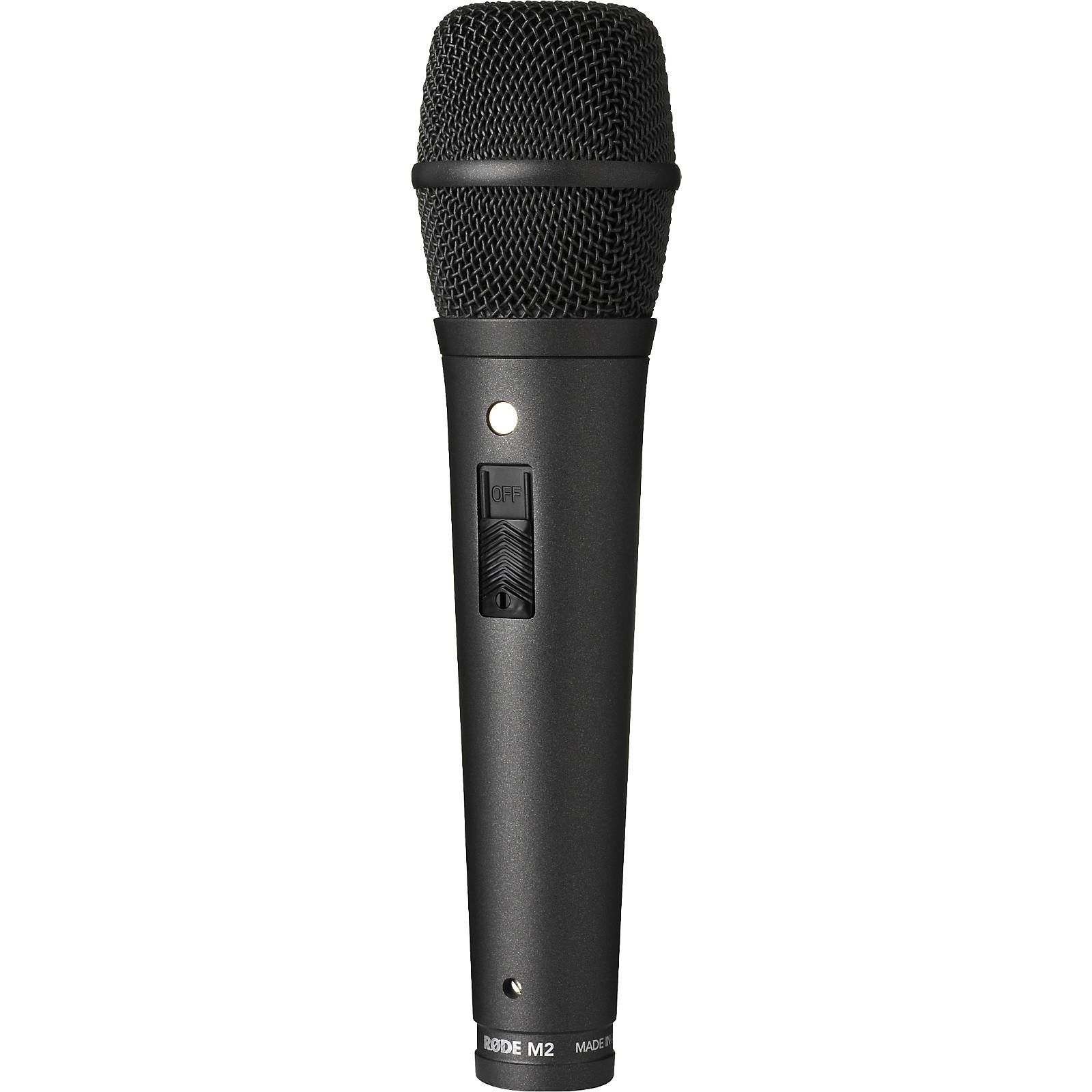 Open Box Rode M2 Handheld Condenser Microphone