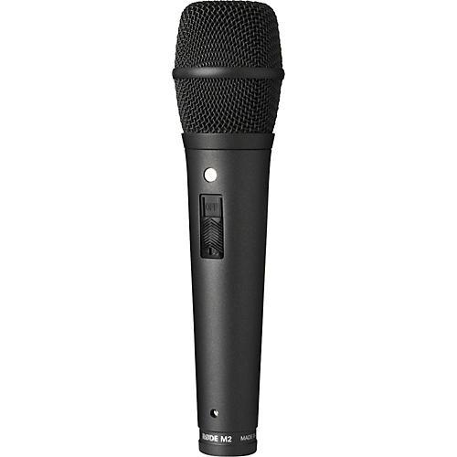 Open Box Rode Microphones M2 Handheld Condenser Microphone