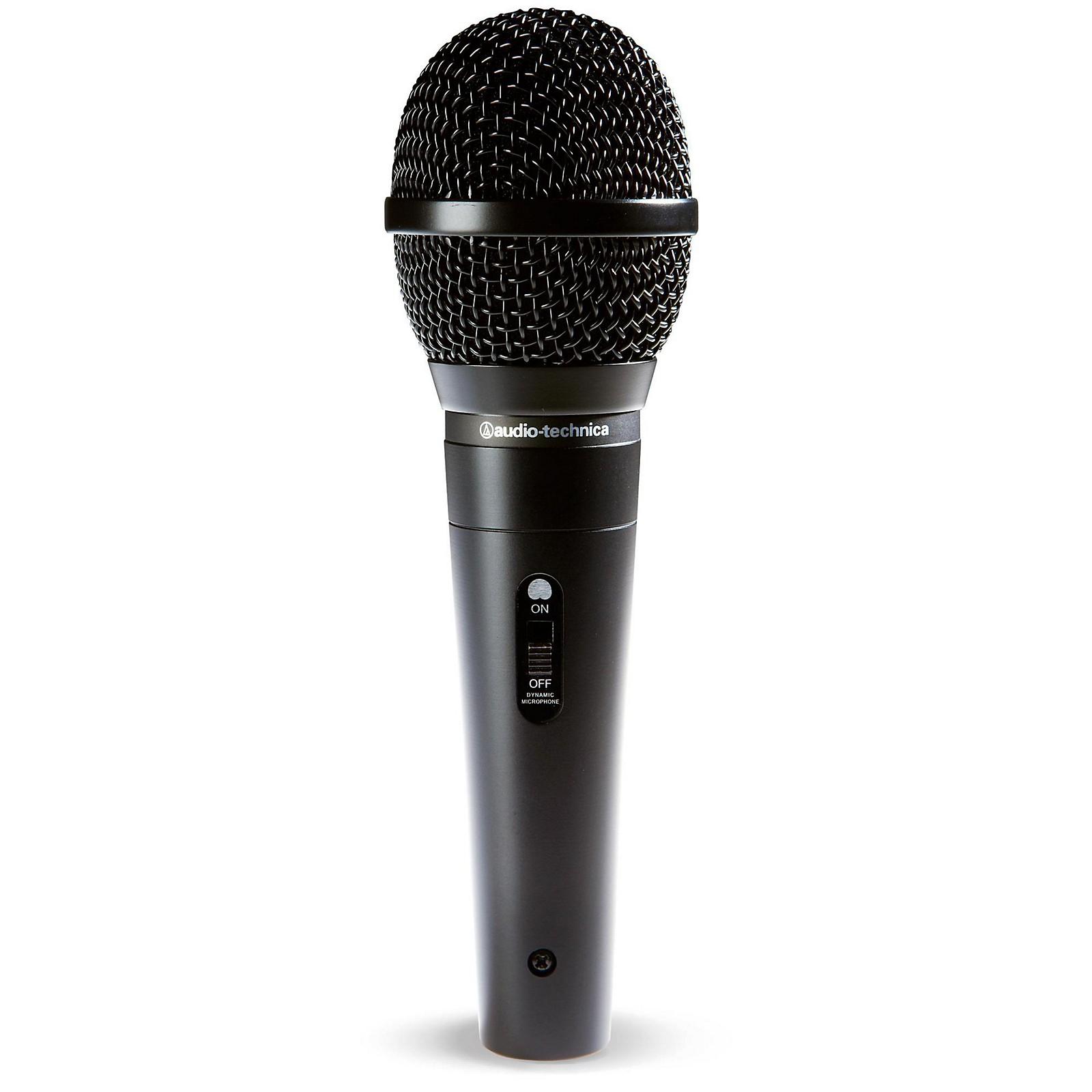 Open Box Audio-Technica M4000S Handheld Dynamic Microphone