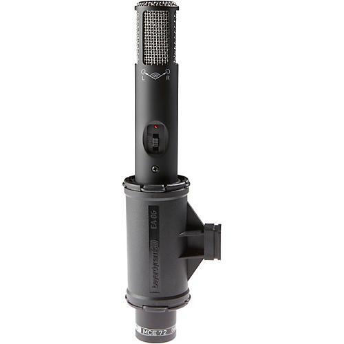 Open Box Beyerdynamic MCE 72 CAM Stereo Microphone with Special Video Accessories