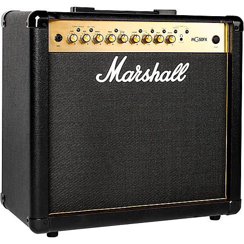 Open Box Marshall MG50GFX 50W 1x12 Guitar Combo Amp