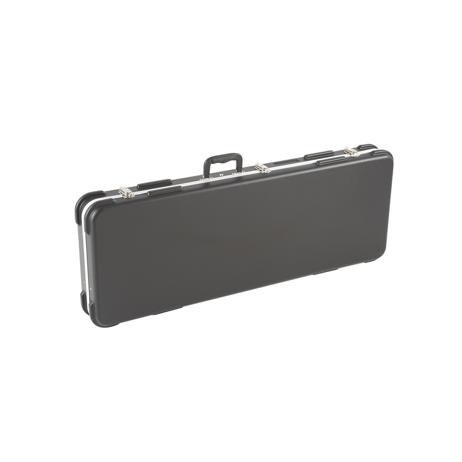 Open Box Musician's Gear MGMEG Molded ABS Electric Guitar Case