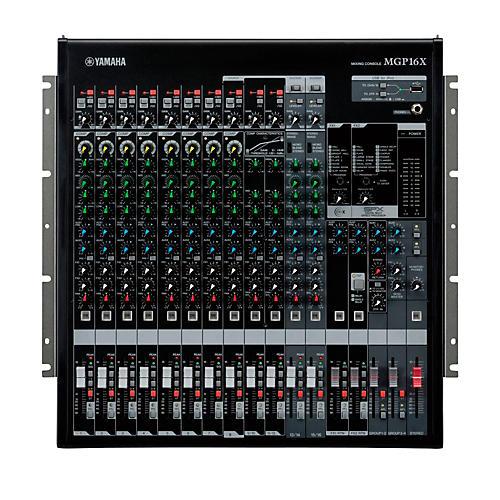 Open Box Yamaha MGP Series MGP16X 16-Channel/4-Bus Mixer