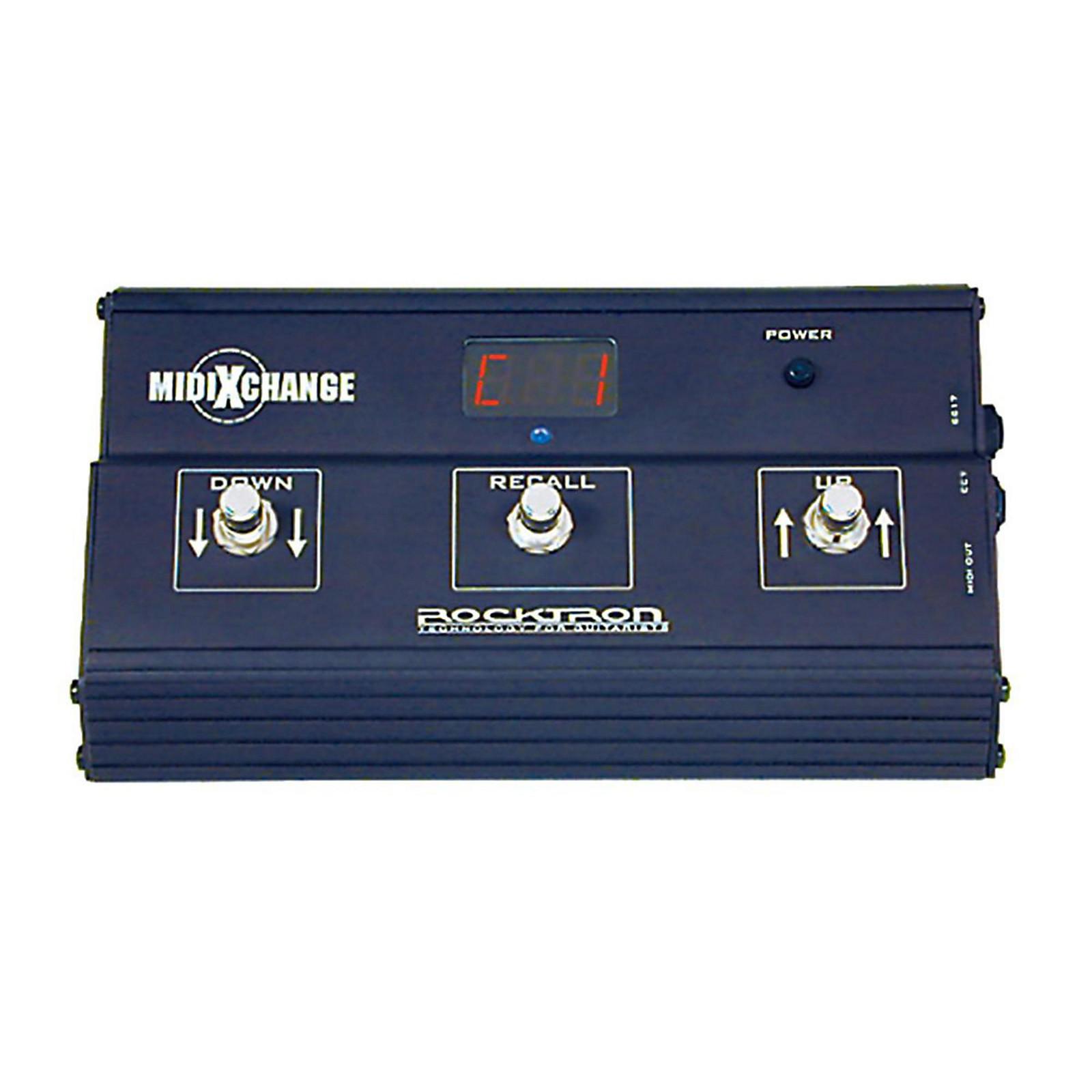 Open Box Rocktron MIDI Xchange Controller