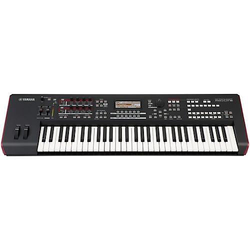 Open Box Yamaha MOXF6 61-Key Semi-Weighted Synth