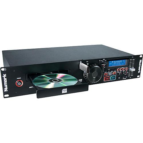 Open Box Numark MP103USB USB MP3/CD Player
