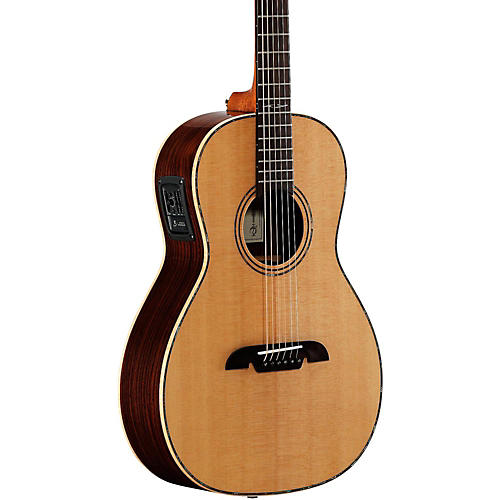 Open Box Alvarez MPA70E Parlor Acoustic-Electric Guitar