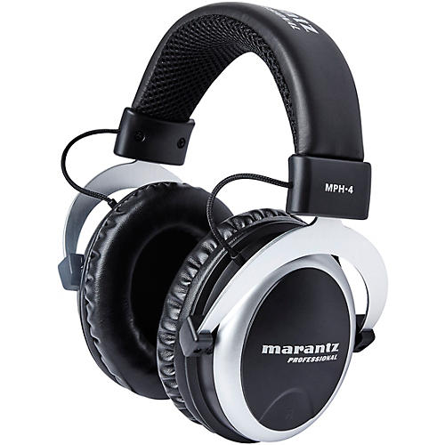 Open Box Marantz MPH-4 50mm Over-Ear Monitoring Headphone