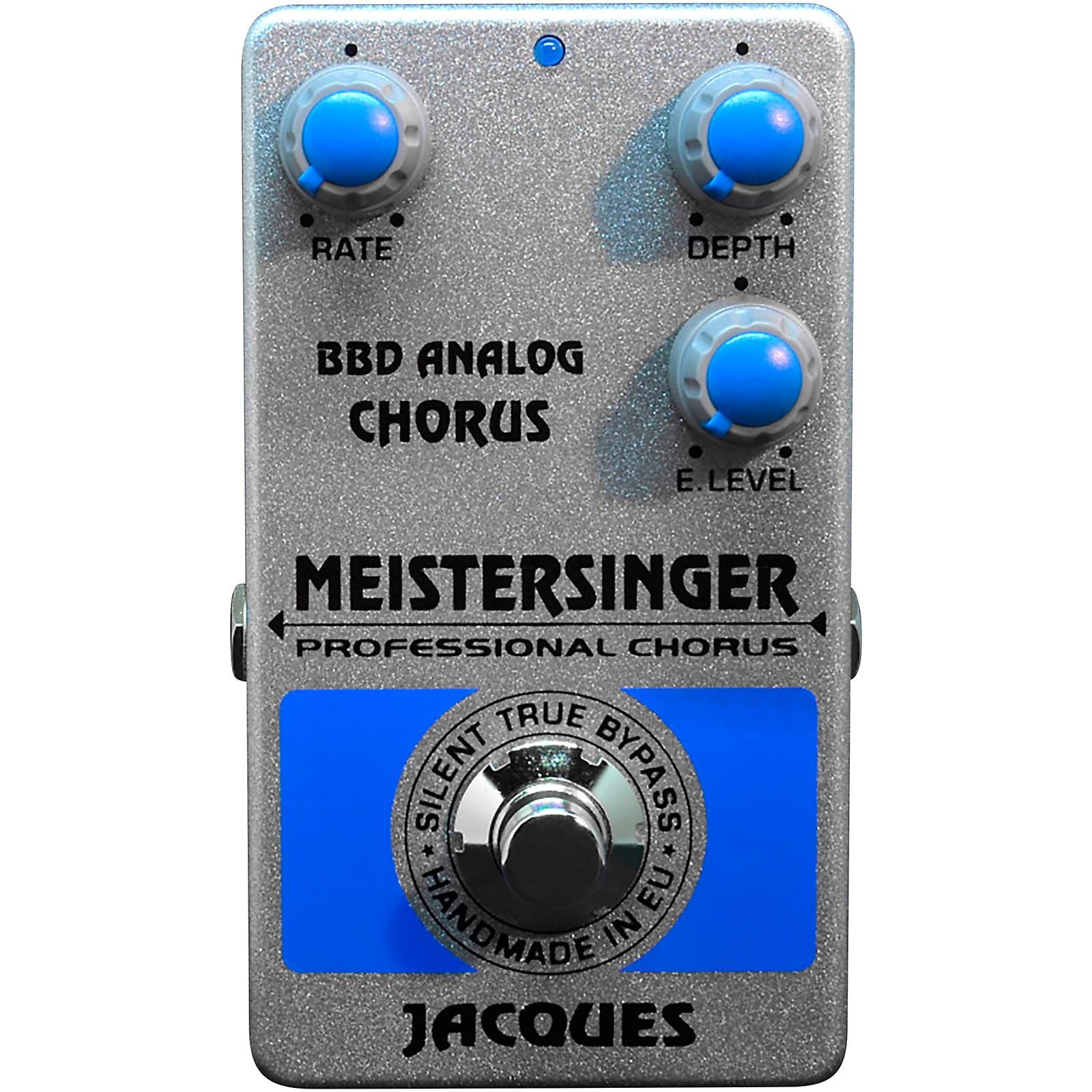 Open Box Jacques MS-2 MeisterSinger Analog Chorus Pedal