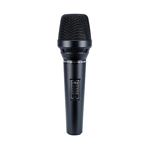 Open Box Lewitt Audio Microphones MTP 340 CMs Handheld Condenser Microphone w/Switch