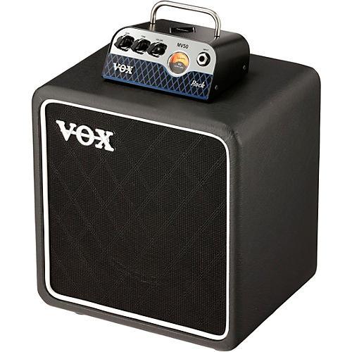 Open Box Vox MV50CR 50W Guitar Amp Head and BC108 25W 1x8 Speaker Cabinet
