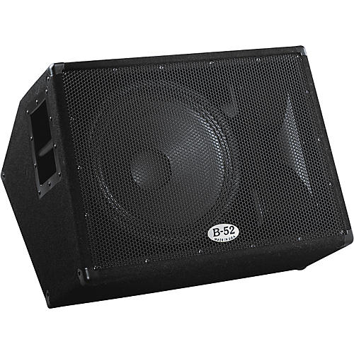 Open Box B-52 MX-MN15 15 Inch Two Way Stage Monitor 300 Watts