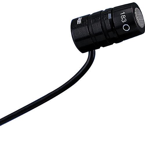 Open Box Shure MX183 Microflex Lavalier Microphone