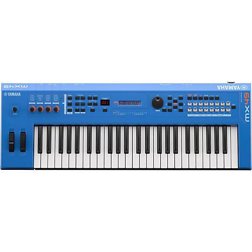 Open Box Yamaha MX49 49 Key Music Production Synthesizer