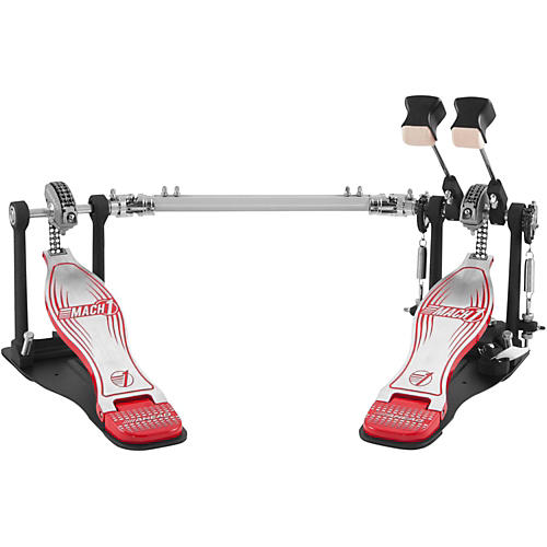 Open Box Ahead Mach 1 PRO Double Chain Double Pedal