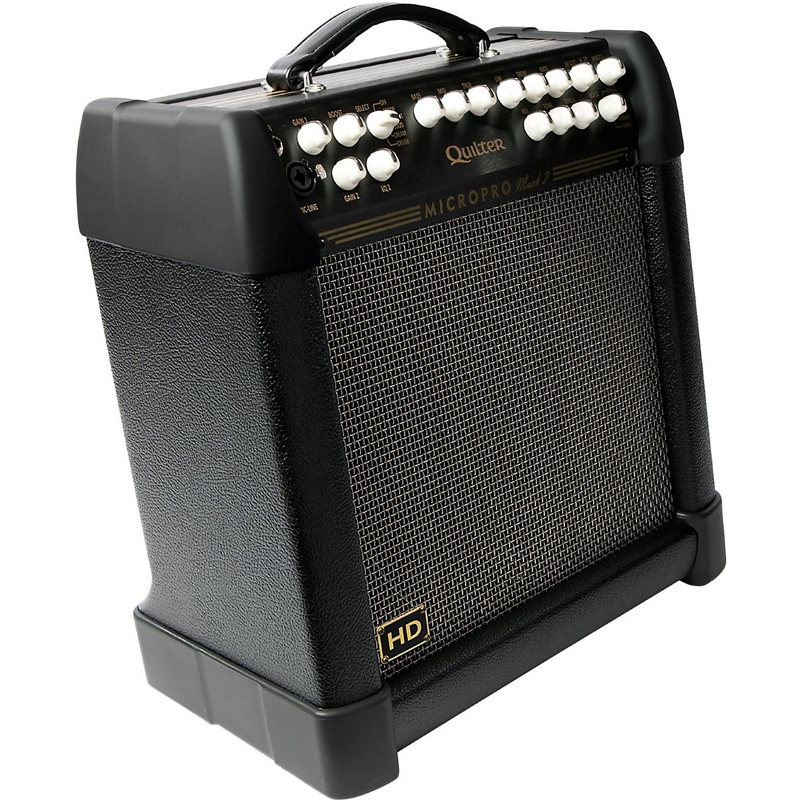 Open Box Quilter Labs Mach 2 12-Inch HD 200W 1x12 Combo Guitar Amplifier