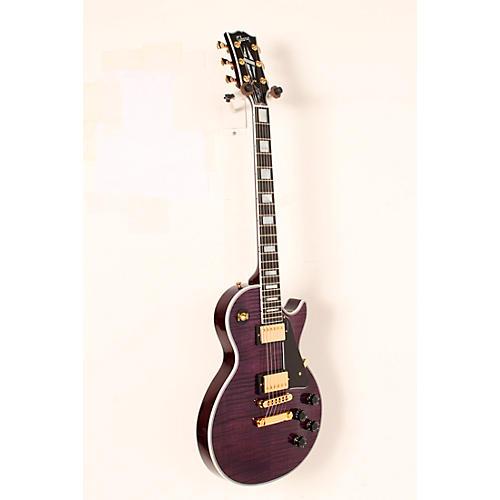 Open Box Gibson Custom Made to Measure Figured Les Paul Custom