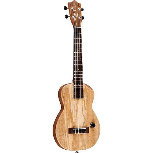 Open Box Lanikai Manana-T Hawaiian Solid Body Acoustic-Electric Tenor Ukulele