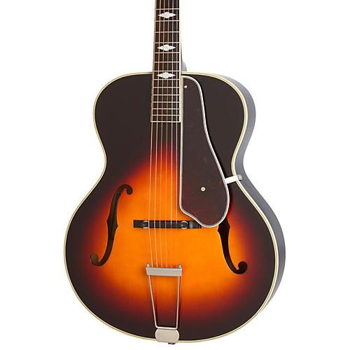 Open Box Epiphone Masterbilt Century Collection De Luxe Classic F-Hole Archtop Acoustic-Electric Guitar