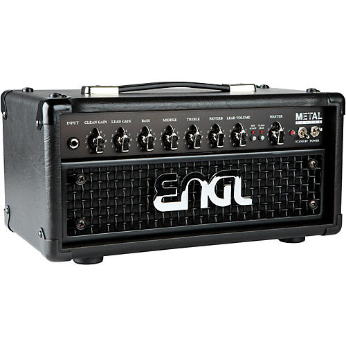 Open Box Engl MetalMaster 20W Tube Guitar Amp Head with Reverb