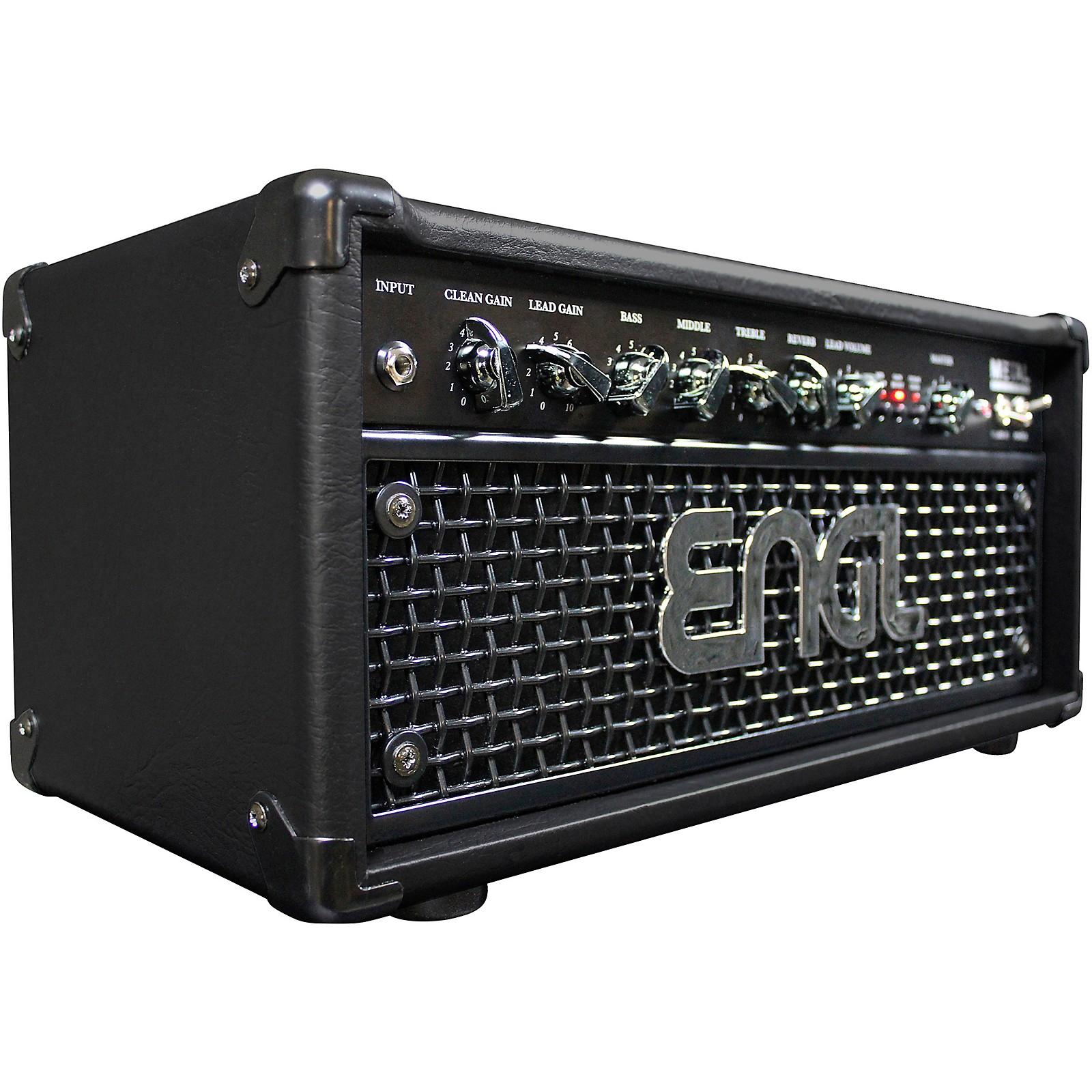 Open Box Engl MetalMaster 40 E319 40W Tube Guitar Amp Head