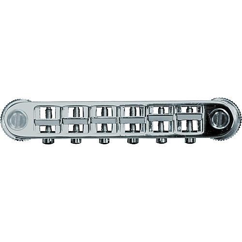 Open Box TonePros Metric Locking Tune-O-Matic Bridge (large posts)