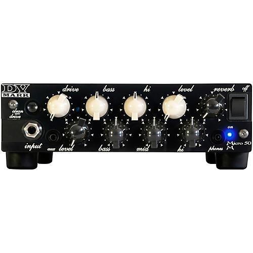 Open Box DV Mark Micro 50 M 50W Guitar Amp Head