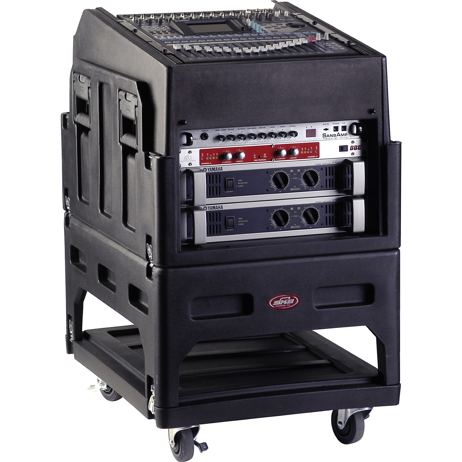 Open Box SKB Mighty GigRig Rolling Rack System