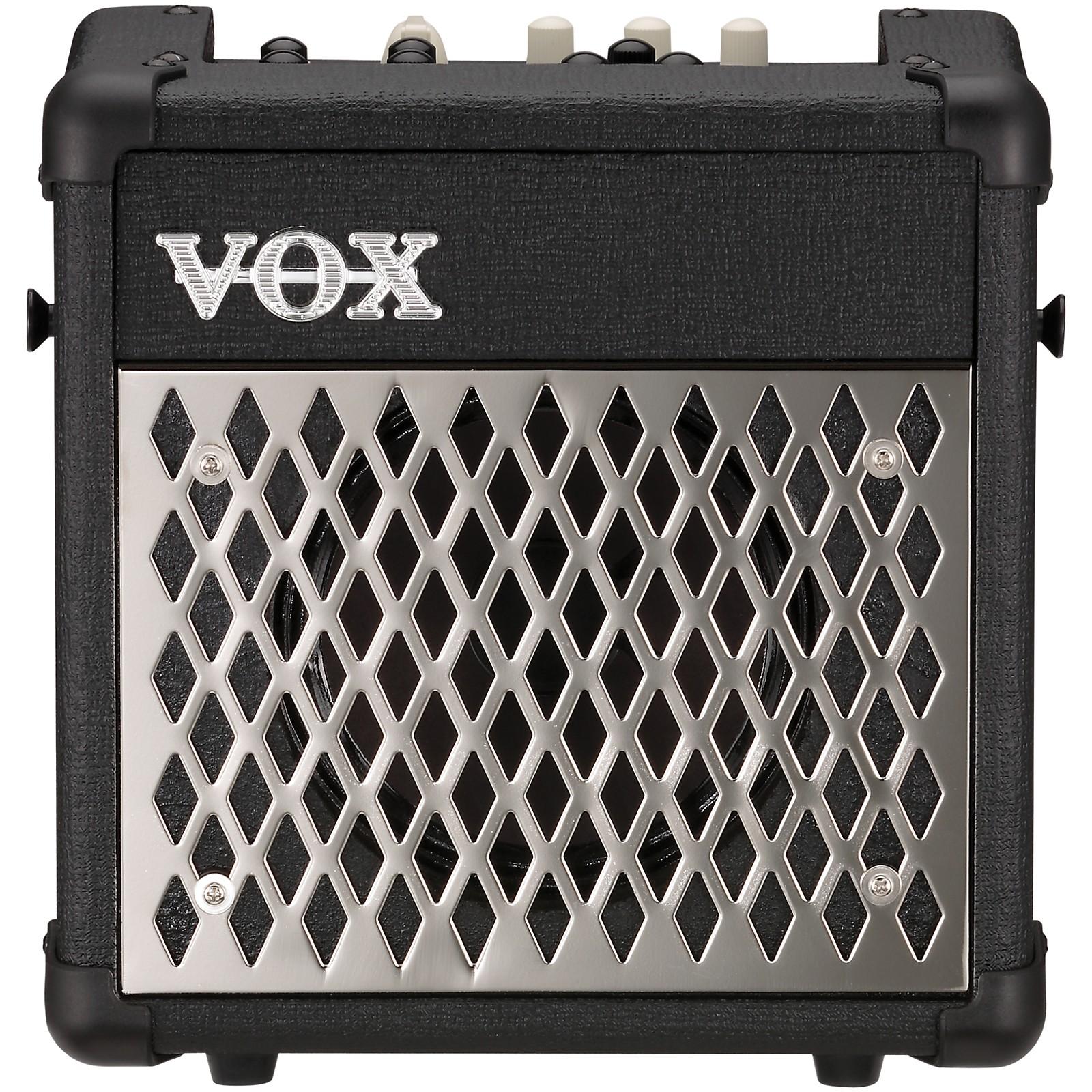 Open Box Vox Mini5 Rhythm Modeling Guitar Combo Amplifier