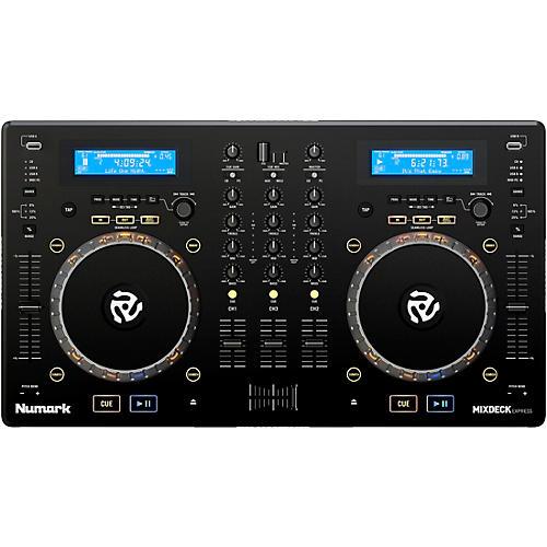 Open Box Numark MixDeck Express Premium DJ Controller