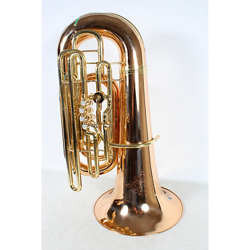 Open Box Kanstul Model 5433 Grand Series 5-Valve 5/4 BBb Tuba