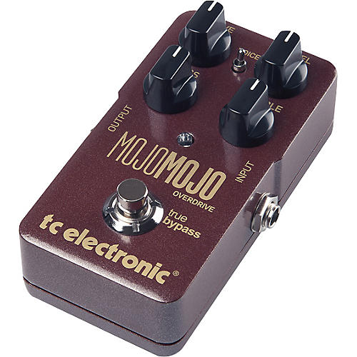 Open Box TC Electronic MojoMojo Overdrive Guitar Effects Pedal