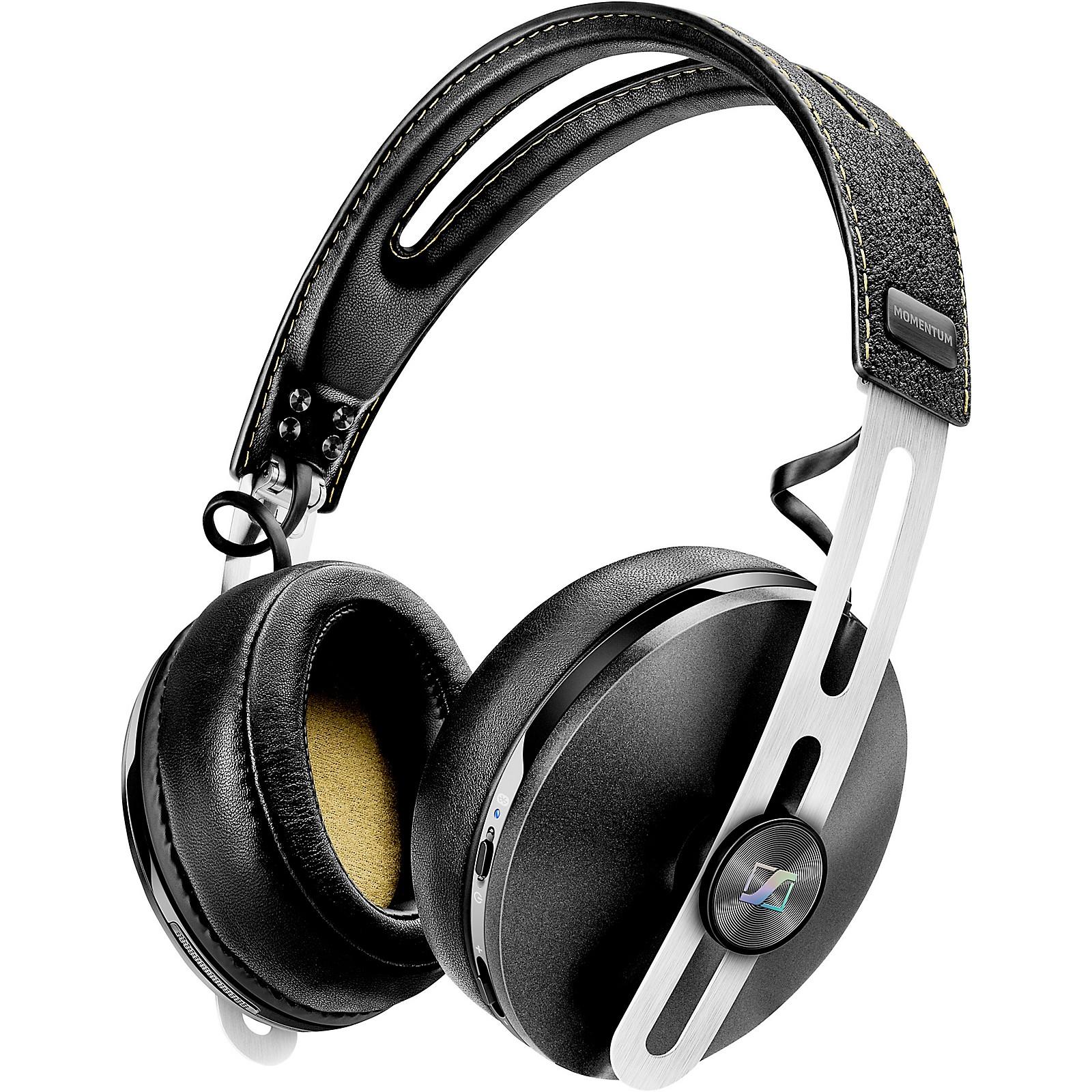 Open Box Sennheiser Momentum (M2) Wireless Around-Ear Headphones
