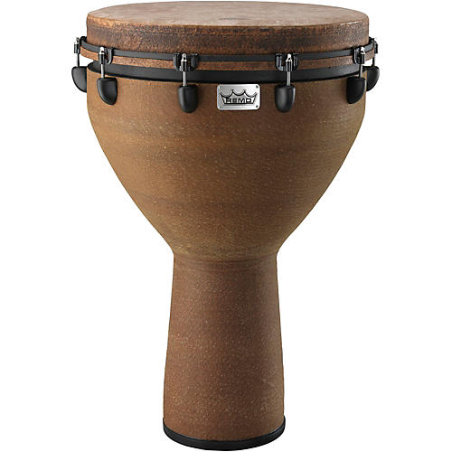 Open Box Remo Mondo Designer Series Key-Tuned Djembe