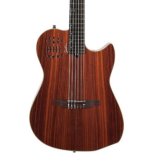 Open Box Godin Multiac HG SA Nylon-String Classical Acoustic Guitar