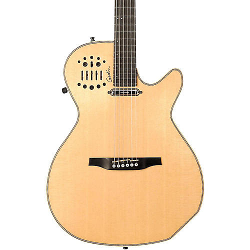 Open Box Godin Multiac Spectrum SA Cutaway Acoustic-Electric Guitar
