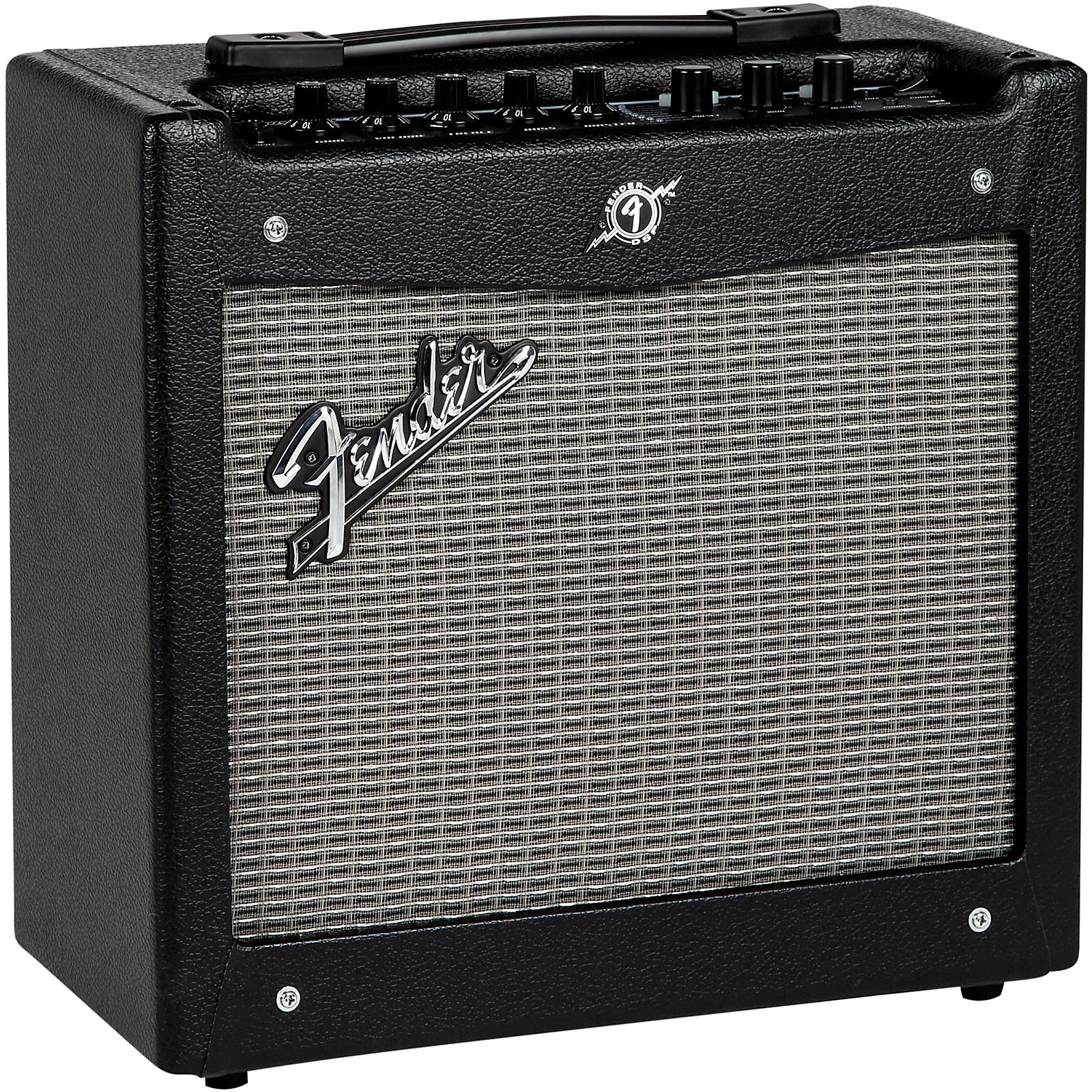 Open Box Fender Mustang I V.2 20W 1x8 Guitar Combo Amp